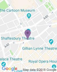 Shaftesbury Theatre - Dirección del teatro