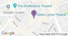 Gillian Lynne Theatre - Dirección del teatro