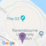 O2 Arena - Dirección del teatro