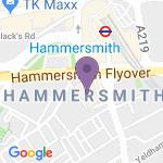 Hammersmith Apollo (Eventim) - Dirección del teatro