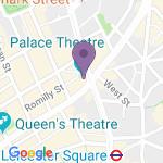 Palace Theatre - Dirección del teatro