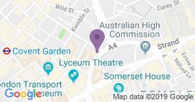 Aldwych Theatre - Dirección del teatro