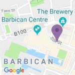 Barbican Theatre - Dirección del teatro