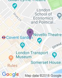 Drury Lane Theatre Royal - Dirección del teatro