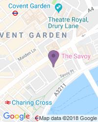 Savoy Theatre - Dirección del teatro