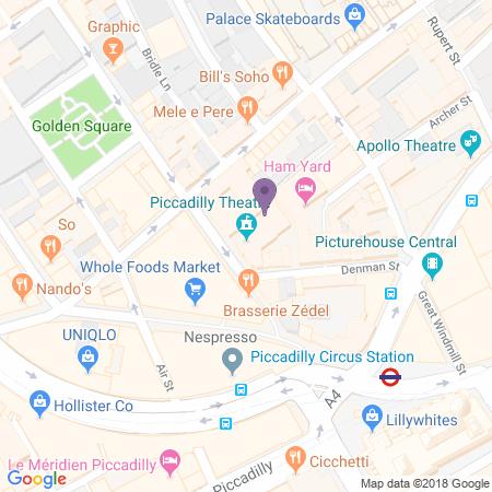 Lugar del Piccadilly Theatre