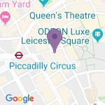 Prince of Wales Theatre - Dirección del teatro