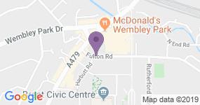 Troubadour Theatre - Wembley - Dirección del teatro