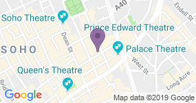 Prince Edward Theatre - Dirección del teatro