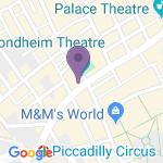 Sondheim Theatre - Dirección del teatro