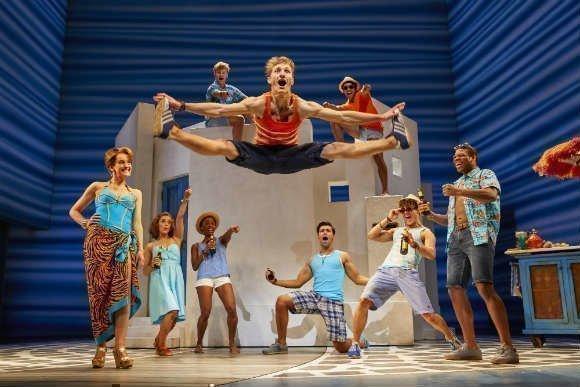 Mamma Mia! Londres - Novello Theatre - Entradas oficiales de LondonBoxOffice