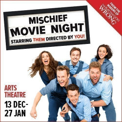 Mischief Movie Night