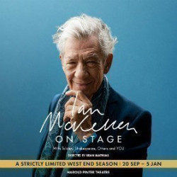 Ian McKellen on Stage: Tolkien, Shakespeare and You!